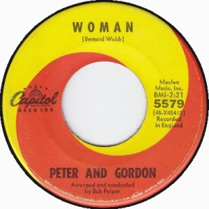 peter-and-gordon-woman-capitol