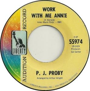 PROBY - ANNIE DJ