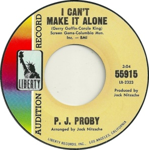 PROBY - LIBERTY 55915 DJ