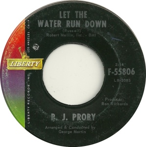 PROBY PJ - WATER RUN DOWN