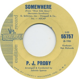 PROBY - SOMEWHERE DJ
