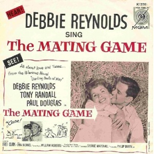 Reynolds, Debbie - MGM 12761 - The Mating Game