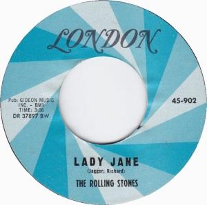 ROLLING STONES - LONDON 902 B