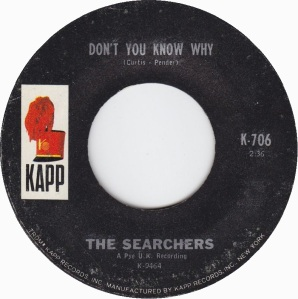 SEARCHERS - DONT YOU KNOW