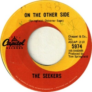 Seekers - Capitol 5974 - On the Other Side