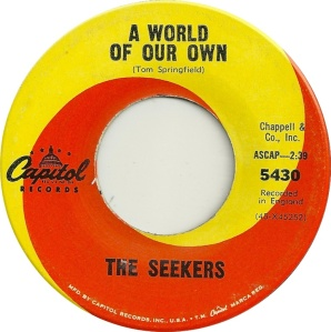 SEEKERS - WORLD OF OUR