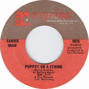 SHAW SANDIE - PUPPET A