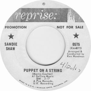 SHAW SANDIE - PUPPET DJ