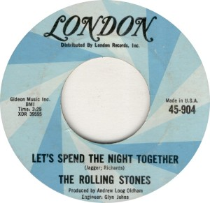 STONES - LETS SPEND