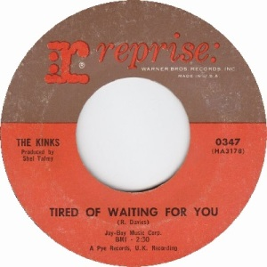 the-kinks-tired-of-waiting-for-you-reprise