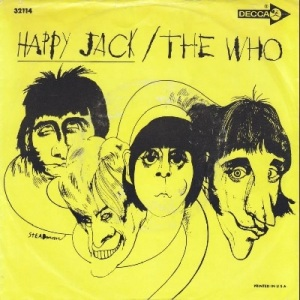 the-who-happy-jack-decca