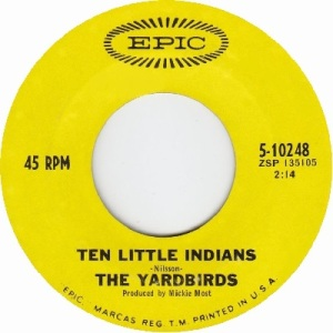 the-yardbirds-ten-little-indians-epic