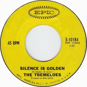 TREMELOES - SILENCE