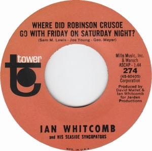WHITCOMB - TOWER 274 A
