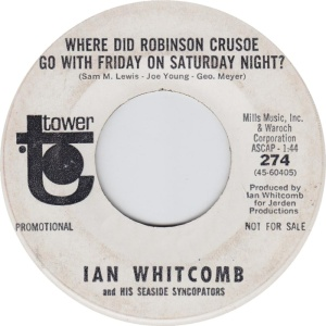 WHITCOMB - TOWER 274 DJ