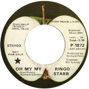 09 Ringo - Feb 18 74 - DJ B