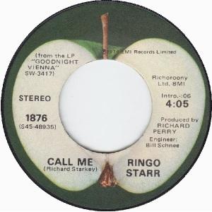 10 Ringo - Nov 11 74 - B V