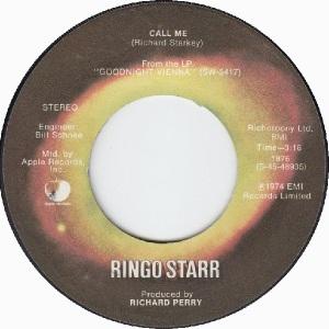 10 Ringo - Nov 11 74 - B