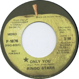 11 Ringo - Nov 11 74 DJ A