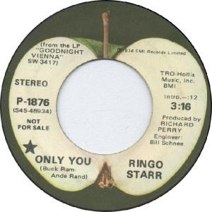 11 Ringo - Nov 11 74 DJ B