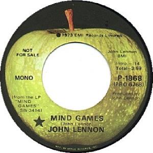 14 Lennon - Oct 31 73 DJ A
