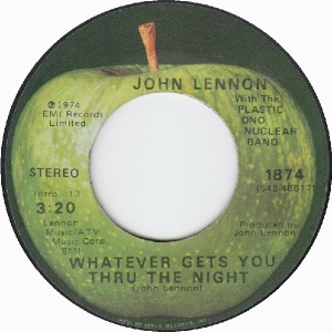 15 Lennon - Sep 16 74 A