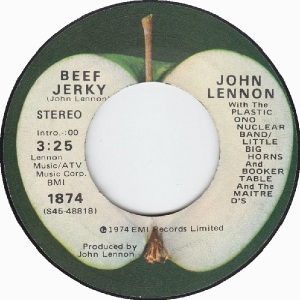 15 Lennon - Sep 16 74 B