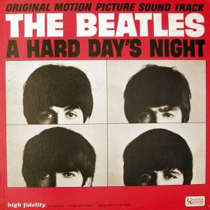 1964 - BEATLES HARD DAYS MONO