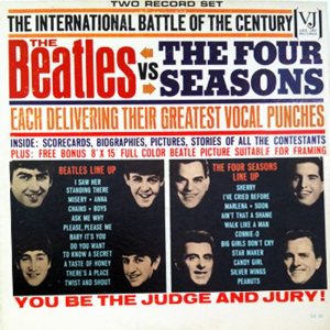 1964 - BEATLES - VS FOUR SEASON STEREO COVER
