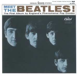 1964 - MEET THE BEATLES STEREO
