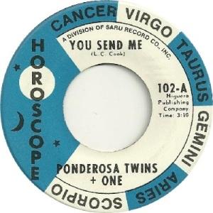 1971 - ponderosa twins - 78 rb 12