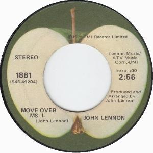 22 Lennon - Mar 10 75 - B