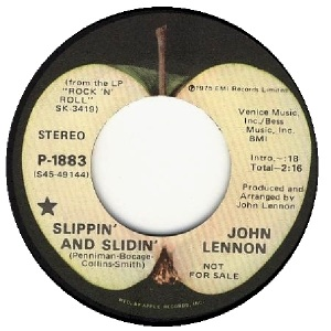 24 Lennon - Jun 2 75 - DJ B