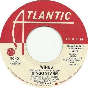 25 Ringo - Aug 25 77 DJ A