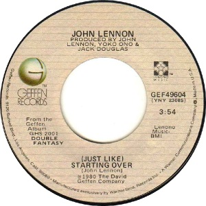 26 Lennon - Oct 24 1980 - A