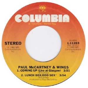 45 mccartney - apr 14 80 - B