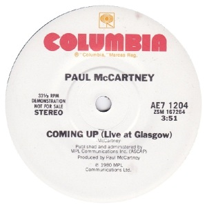 46 mccartney - may 22 80 - DJ A