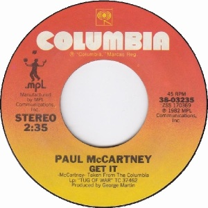 52 mccartney - spe 29 82 B