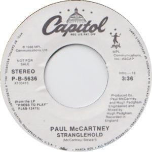 66 mccartney - oct 29 86 - DJ A