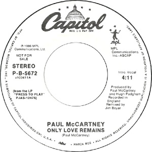 68 mccartney - jan 17 87 - DJ A