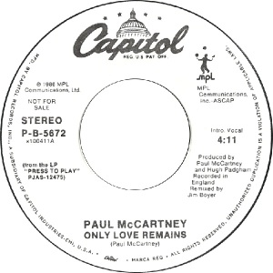 68 mccartney - jan 17 87 - DJ B