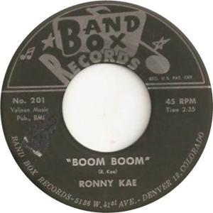 Band Box 201 A