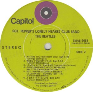 Beatles 1967 Popboprocktiludrop