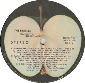 BEATLE LP LABEL 31 - 68 ORIG_0001