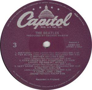 BEATLE LP LABEL 31 - 78_0002