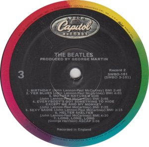 BEATLE LP LABEL 31 - 83_0002