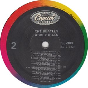 BEATLE LP LABEL 34 83_0001