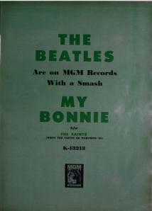 Beatles - 01-64 - My Bonnie