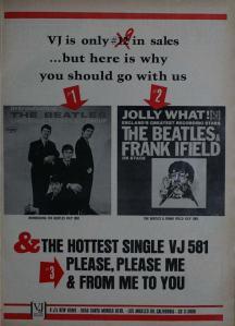 Beatles - 02-64 - VJ LPs