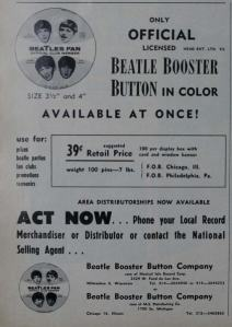 Beatles - 03-64 - Booster Button